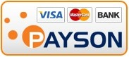 Safe payment through Payson